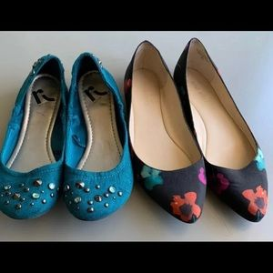 Bundle: GUC Womens Flats sz 6.5